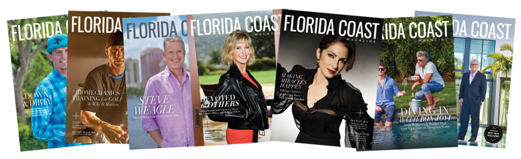 Florida Coast Magazine Covers